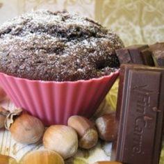 Csokoládés-mogyorós muffin Katharosztól