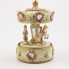 """Giostra dei cavalli - melodia del carillon """"for Elise"""""""