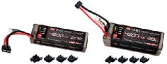 Venom LiPO Batteries with Voltmeter Rc Batteries, Rc Cars, Remote