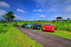 Volkswagen east -Bali adimelali Team ( VW e-BaT)