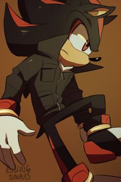 Shadow - He looks like he's from the 1950s with that jacket