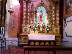 SAGRADO CORAZÓN DE JESÚS - IGLESIA NUESTRA SEÑORA DE ARANZAZÚ- VICTORIA E.R