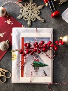 Gift Wrapping, Winter, Gifts, Instagram, Gift Wrapping Paper, Winter Time, Presents, Wrapping Gifts, Favors
