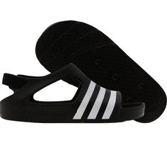 Adidas Adilette Play 1 (black1 / white) V24242 - $19.99