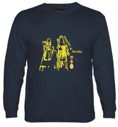 Camiseta Barcelona es una Festa groc - nº 621756 - Gominolas