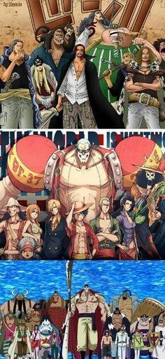 Piratas Del Pelirrojo Piratas De Sobrero De Paja Piratas De Barbablanca