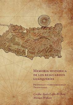 IVIC editó libro sobre indígenas guaiqueríes