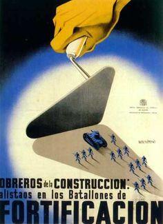 España Eterna: Los carteles de la Guerra Civil Española (1ª Parte. Republicanos)