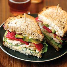 Easy Sandwich Recipes - Sunset