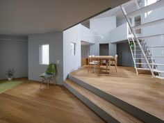 House In Miyoshi by Suppose Design Office