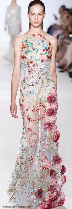 "Giambattista Valli Haute Couture | F/W 2013 ✮✮""Feel free to share on Pinterest"" ♥ღ www.fashionandclothingblog.com"