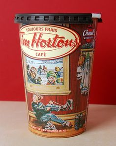 Tim Hortons holiday cup Canada Christmas, Christmas Stuff, Friendship Recipe, Tim Hortons Coffee, Canadian History, Broken China, True North, Coffee Art, Business Branding
