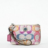 I would like a wristlet for shopping so I can just carry what I need! Big purses get tiring after a while.