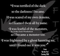 I was deep in shit, Until I learn the truth. Poems Dark, Dark Quotes, Best Quotes, Love Quotes, Favorite Quotes, Monster Quotes, Horror Quotes, Dark Poetry, Short Poems