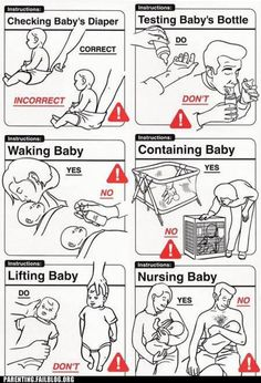 Haha!!  I plan on printing this for the next person who gets pregnant!
