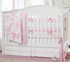Ava's crib