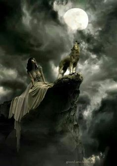 White Wolf : 42 Amazing Truths About Wolves Everyone Should Know  Why do wolves howl at the moon? Description from pinterest.com. I searched for this on bing.com/images