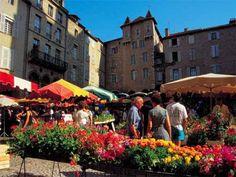 Villefranche de Rouergue - South of France #Travel