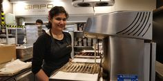 Ice cream with Amrit Sanghera - she keeps our downtown Auckland ice cream dessert store running! Pasta Sauce At Home, Eating Ice, Coconut Ice Cream, Ice Cream Desserts, Ice Cream Party, Auckland, Icecream, Indian Food Recipes, How To Introduce Yourself