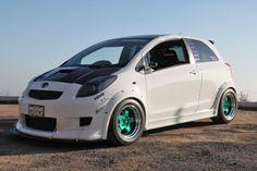 357 Horsepower Toyota Yaris for Sale