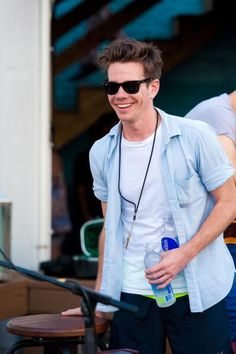 nate ruess... Lookin good ;)