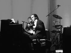 Photo I took of Nick Cave and The Bad Seeds in Dallas, TX March 2013 (by dotdiscordia)
