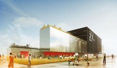 Polish Pavilion EXPO 2015 by PIG Architekci