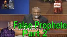Bishop Noel Jones Sermons 2016 - Prophesying To The False Prophete Part 2