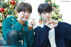 SanHa & EunWoo