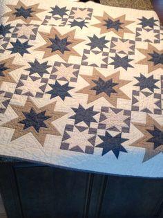 Stars for Rieker-Debonaire pattern by It's Sew Emma