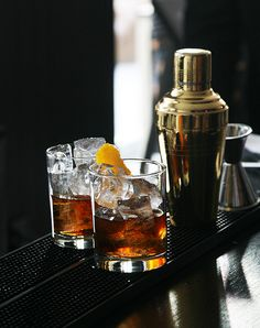 champagne-cocktail:  Rob Roy