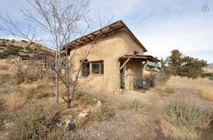 New Mexico Strawbale – Tiny House Swoon