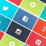 #Infográfico: Estatísticas de mídias sociais em 2014