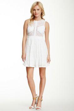 Fit n Flare Dress by LABEL by five twelve on @HauteLook