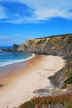 Praia da Amália - Brejão - Odemira - Distrito de Beja #Portugal