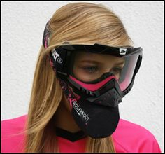 WOLFSNOUT_OFFROAD_DUSTMASK_ATV_SPORTS_MASK Gas Mask Girl, Tapas, Sport Fashion, Womens Fashion, Respirator Mask, Half Mask, Bunny Outfit, Protective Mask, Biker Girl