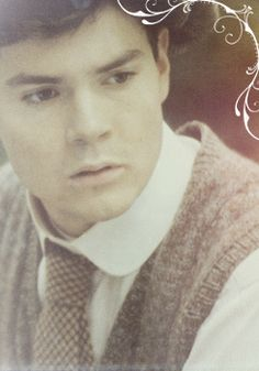 Gilbert Blythe! <3 probably biggest childhood crush EVER LOL #lucymaudmontgomery