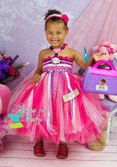 doc mcstuffins party ideas Doc Mcstuffins Dress Doc Mcstuffins Tutu Dress by GlitterMeBaby, $65.00