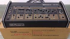 MATRIXSYNTH: Vintage 1977 Roland GR-500 Polyphonic Analog Guita...