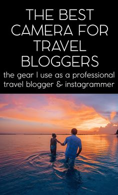 All My Travel Photography Gear - Exactly What Camera Equipment I Use as a Travel Influencer & Photographer - JetsetChristina Magical Vacations Travel, Vacation Trips, Dream Vacations, Best Cameras For Travel, Camera Equipment, Photography Gear, Camera Gear, Travel Photographer, Holiday Travel