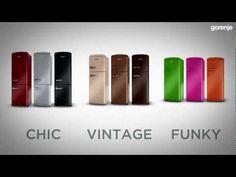 Gorenje #Retro Video Gorenje Retro, Kitchen Cabinets Decor, Kitchen Ideas, Retro Videos, Internet, Kitchenware, Nail Polish, Chic, Vintage