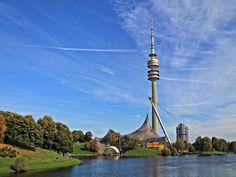 Munich - TV Tower...