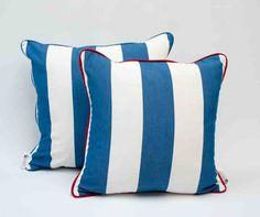 Bleu Motif voiliers 53 x 35 x 35 cm Chaise Pliante de Plage Yello Kids