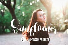 Sunflower Lightroom Presets by Presetrain