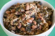 Crock Pot Hoppin' John