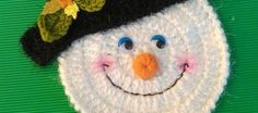Crochet Decoration, Holiday Crochet, Christmas Items, Hanukkah, Crochet Projects, Cactus, Crochet Hats, Beanie, Halloween