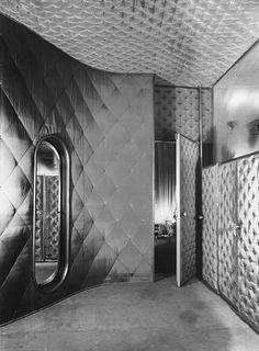 Casa Delvalle, Carlo Mollino - 1939