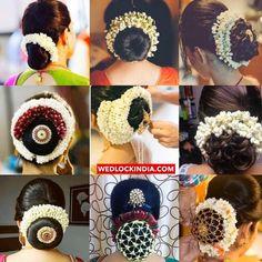Hairstyles For Medium Length Hair Videos On Saree - Hairstyles Indian Hairstyles For Saree, South Indian Wedding Hairstyles, Bridal Hairstyle Indian Wedding, Saree Hairstyles, Plaits Hairstyles, Open Hairstyles, Bridal Hair Plaits, Bridal Bun, Bridal Hairdo
