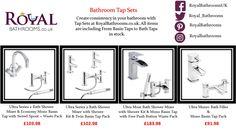 Bathrooms Tap Sets