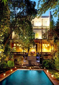 Go Here Next: Santiago's Creative District | Condé Nast Traveler - August 8, 2013